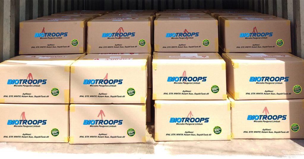 Jual Bakteri Pengurai Limbah aerob anaerob Biotroops
