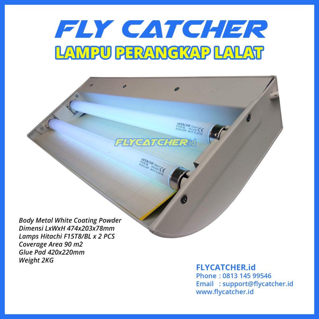 Jual Fly Catcher Lampu Perangkap Lalat